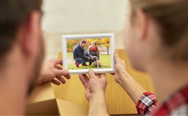 Best Gifts For Farmers - Family Photo Frame
