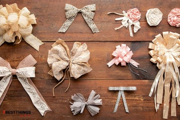 2: How To Make A Floral Ribbon Bow?
